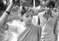 First film Ankur with Shabana Azmi