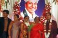 Grand daughter of Dr Rajkumar gets married