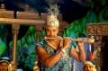 Krishna for his gopika fans