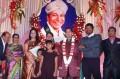 Dr Rajkumar's grand daughters wedding