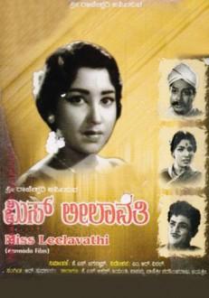 Miss Leelavati Kannada Movie Online