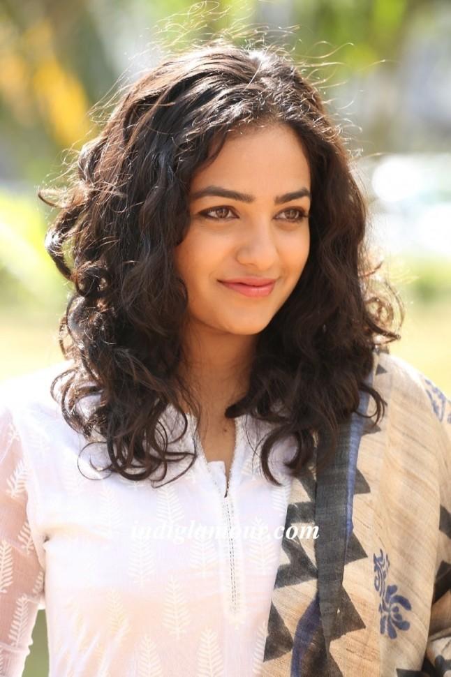 Nithya Menen in Mani Ratnam Film