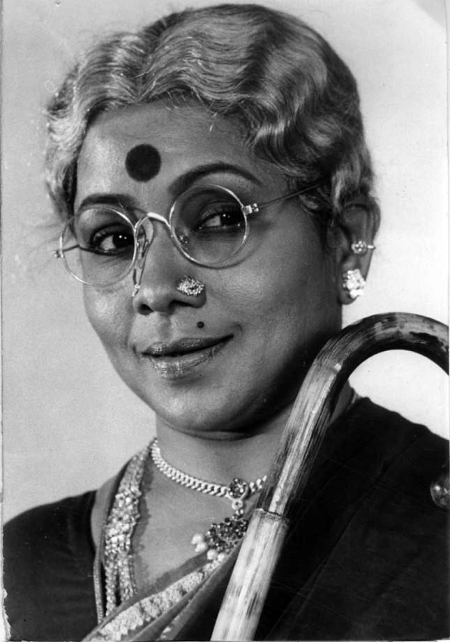 Actor-singer Manorama 'Aachi' dead