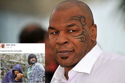 Mike Tyson keen to watch Irudhi Suttru